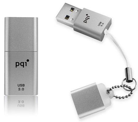 PQI Intelligent Drive U819V – самая миниатюрная флешка стандарта USB 3.0