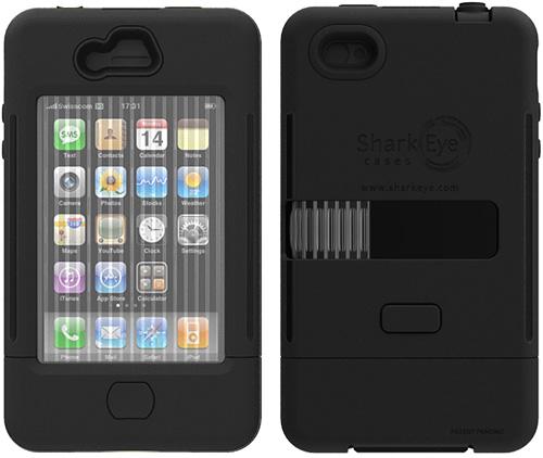 Защита от SharkEye обезопасит дисплей iPhone