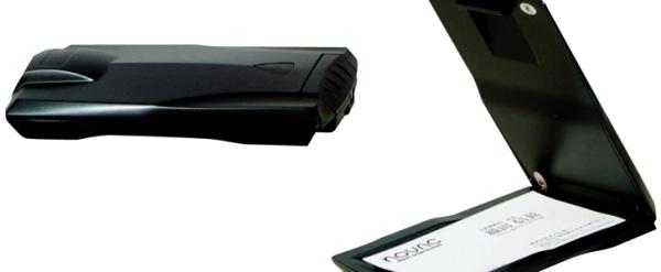 Миниатюрный сканер для визиток