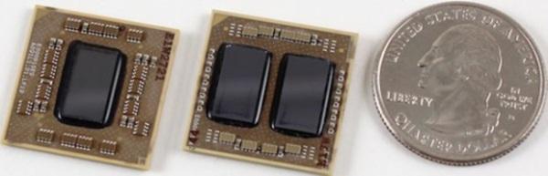 Четырехъядерные процессоры VIA для нетбуков