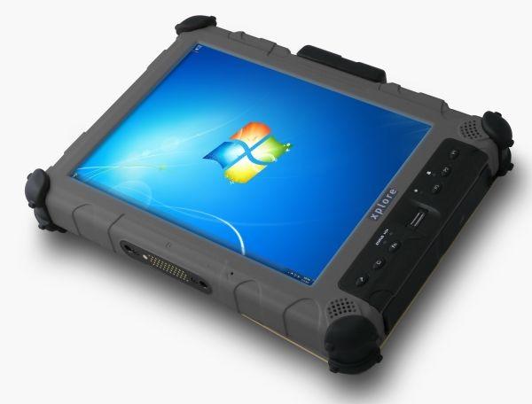 Новый защищенный планшетник от Xplore Technologies