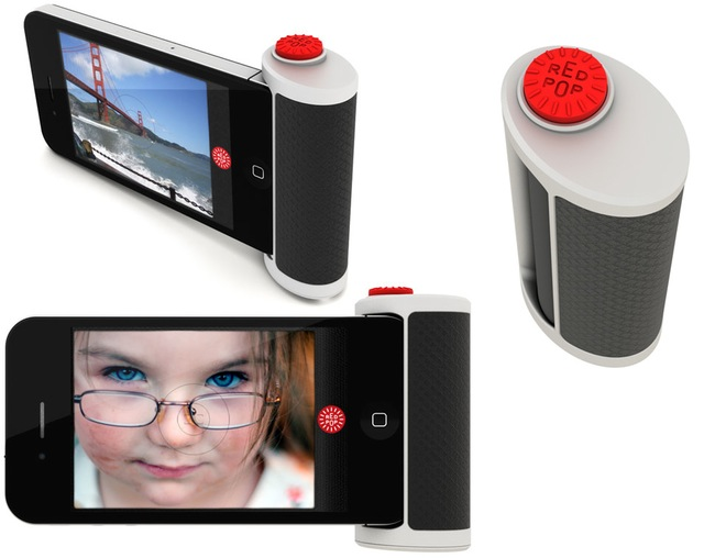 Red Pop – красная кнопка для iPhone