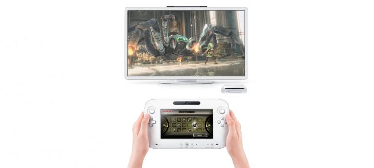 Wii U консоль нового поколения от Nintendo
