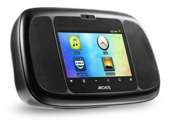 Archos выпустит радио на Android OS