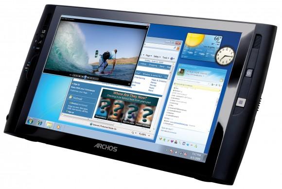 Планшетный ПК Archos 9 доступен для приобретения