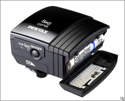 GPS-юнит от Pentax – находка для фотолюбителя