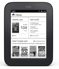 Новая читалка Nook лучше Kindle