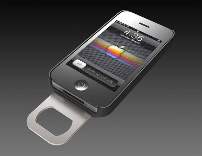 Аксессуар Opena сделает iPhone 4 по-настоящему полезным