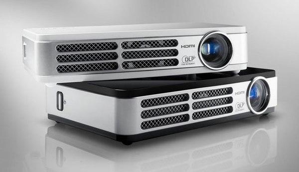 Пикопроекторы Vivitek Qumi с поддержкой 3D поступили в продажу