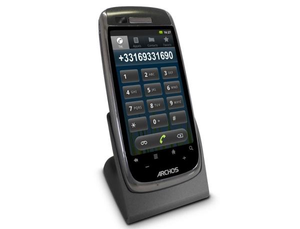 Домашний телефон с Android OS от Archos