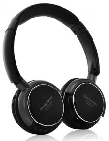 Стильные наушники со встроенным MP3-плеером