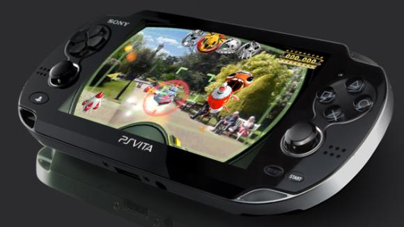 Sony представила портативную консоль следующего поколения