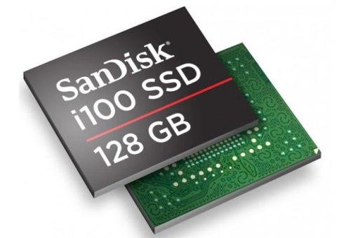 SanDisk представляет самые быстрые и самые маленькие твердотельные накопители в мире