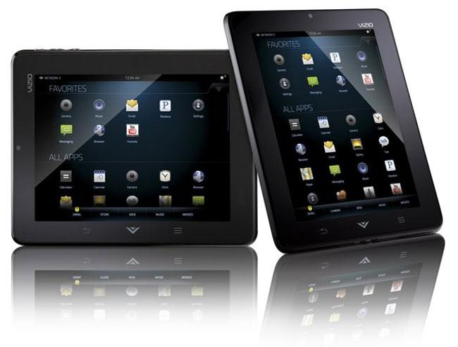 Vtab1008 – Android-планшетник от Vizio