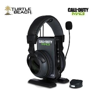Наушники Call of Duty: Modern Warfare 3 с настраиваемыми аудио-пресетами
