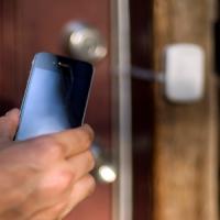 Система Phantom Keyless Home Entry – телефон вместо ключа от входной двери