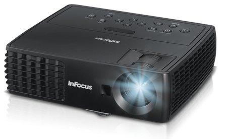 Компактные и яркие проекторы InFocus IN1100