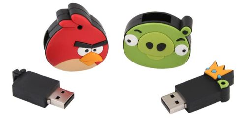 USB-флешки Angry Birds