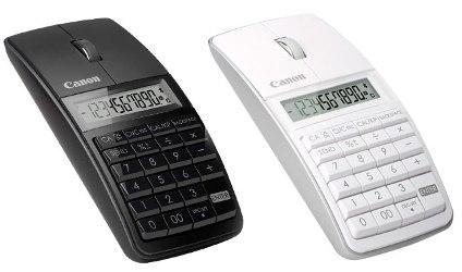 Мышь-калькулятор X Mark I Lite от Canon