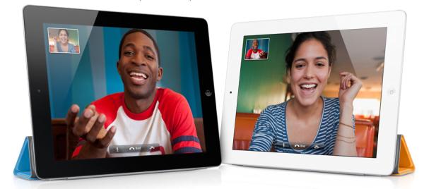 Apple уже выбирает экран для iPad 3?