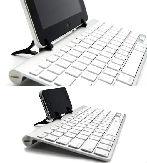 WINGStand – простой способ подключить планшетник к клавиатуре