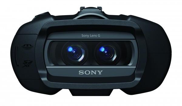 Цифровые бинокли Sony записывают 3D-видео и делают фотоснимки