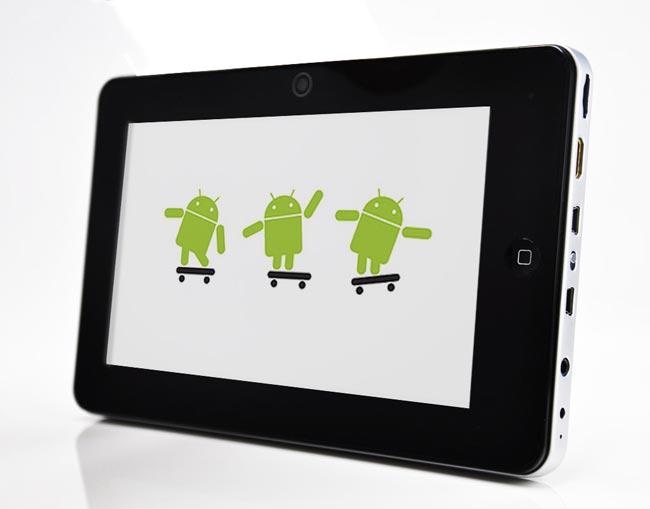 Mercury – бюджетный Android-планшетник от Marvel Digital