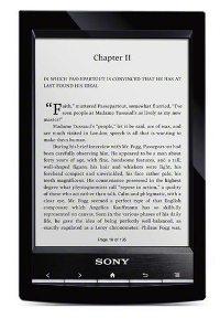 В Сеть просочилась информация о новой читалке Sony