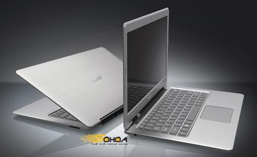 Acer хотят выпустить ультратонкие ноутбуки в сентябре