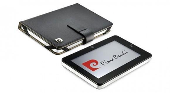 Дизайнерский планшетник от Пьера Кардена