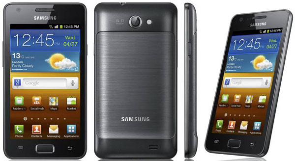 Анонс смартфона Samsung Galaxy S II LTE