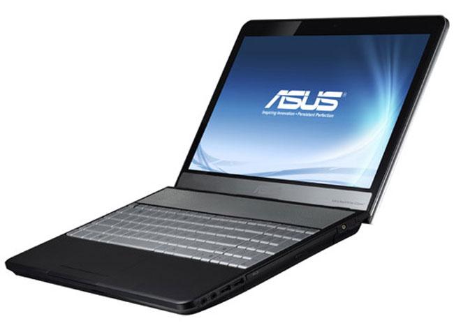 Ноутбуки N55SF и N75SF от Asus – эффективные портативные ПК