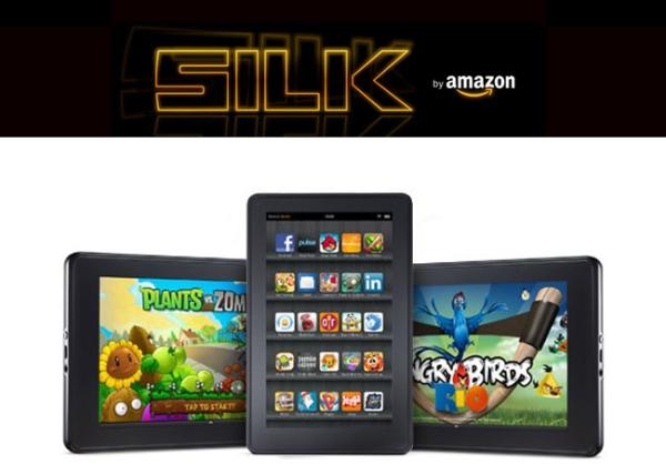 Браузер Silk выйдет в версиях для Windows и Mac?
