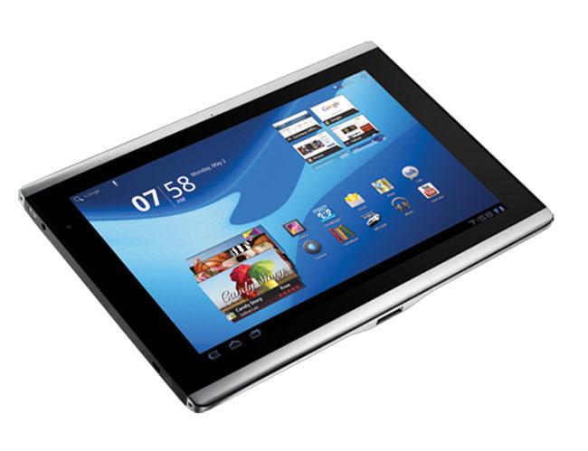 Gateway TP Series A60 – Honeycomb-планшетник за 9