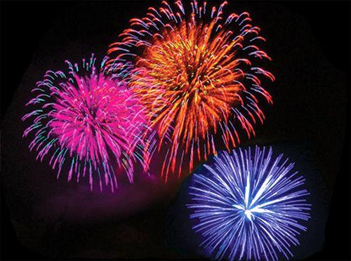 Handheld Fireworks Projector1