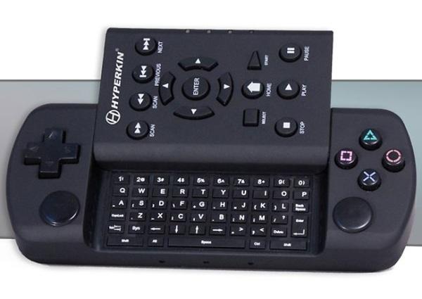 Универсальный пульт Hyperkin для PS3 уже в продаже