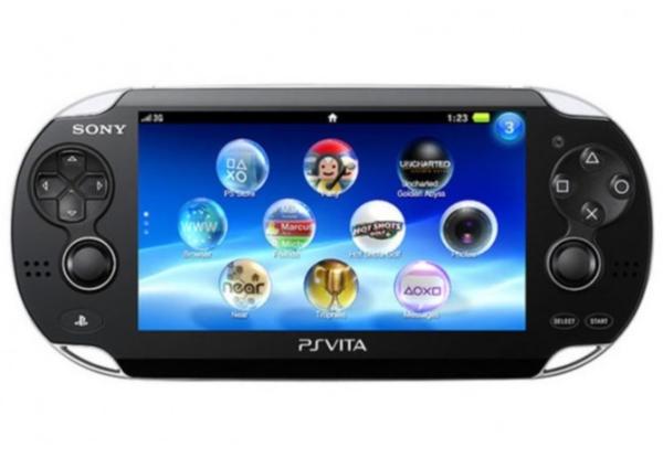 Sony PS Vita появится в продаже в Японии 17 декабря