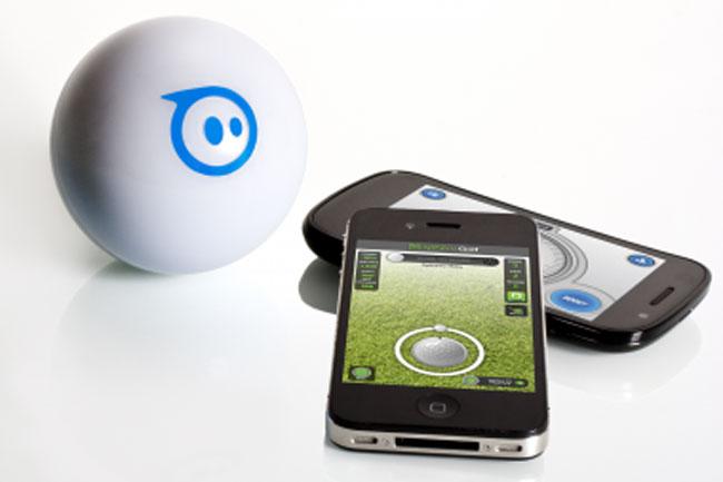 Робошар Sphero получил новый дизайн и индукционную зарядку