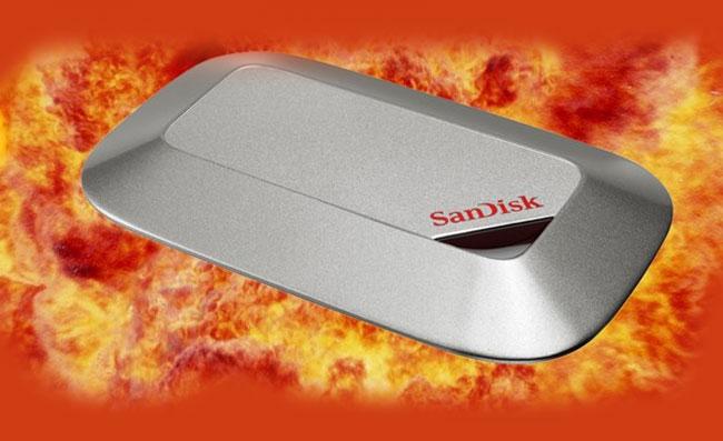 SanDisk Memory Vault – хранилище для воспоминаний