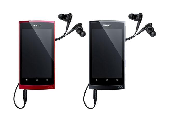 Walkman Z – Android-плеер от Sony
