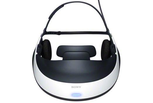 Видео-очки Sony HMZ-T1 3D: виртуальный экран диагональю 750 дюймов
