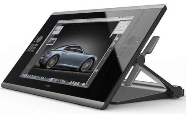 24-дюймовый графический планшет-дисплей от Wacom