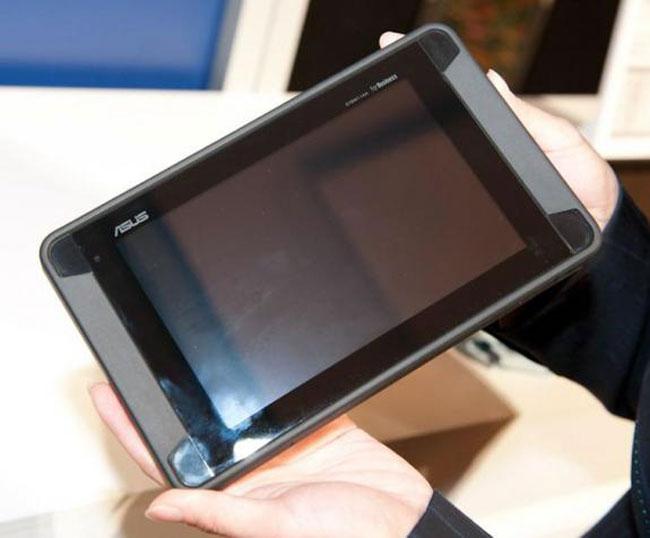 Анонсирован защищенный планшетник Asus Tough 7
