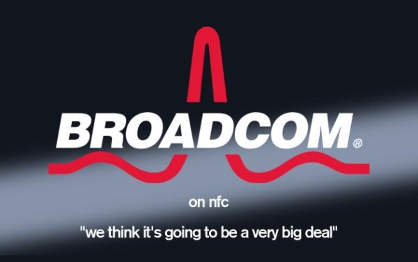 Broadcom выпустит самые компактные и эффективные чипы NFC