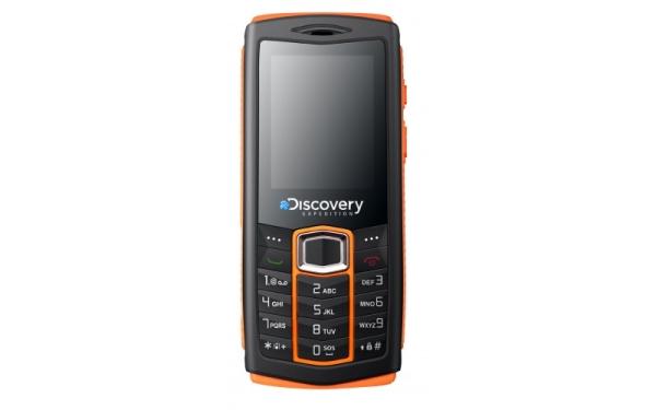 Защищенный телефон от Huawei и Discovery Channel