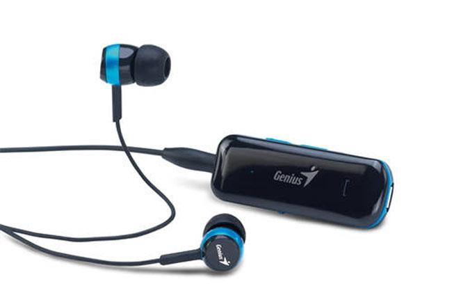 Bluetooth-контроллер Genius HS-905 BT превратит наушники в гарнитуру