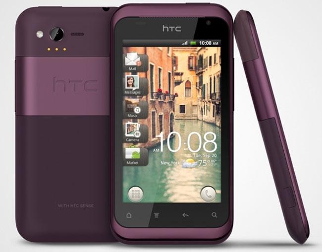 Смартфон Rhyme от HTC