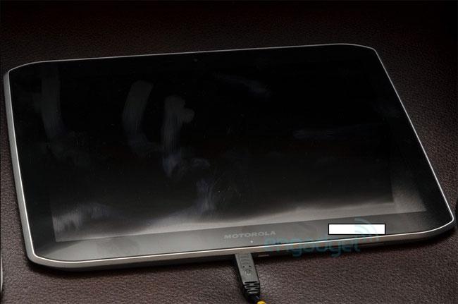 Новые слухи о Motorola Xoom 2: фото и технические данные