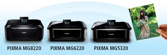 Canon анонсировали поддержку Apple AirPrint на некоторых принтерах Pixma