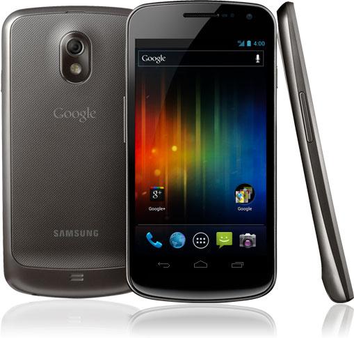 Смартфон Samsung Galaxy Nexus представлен официально